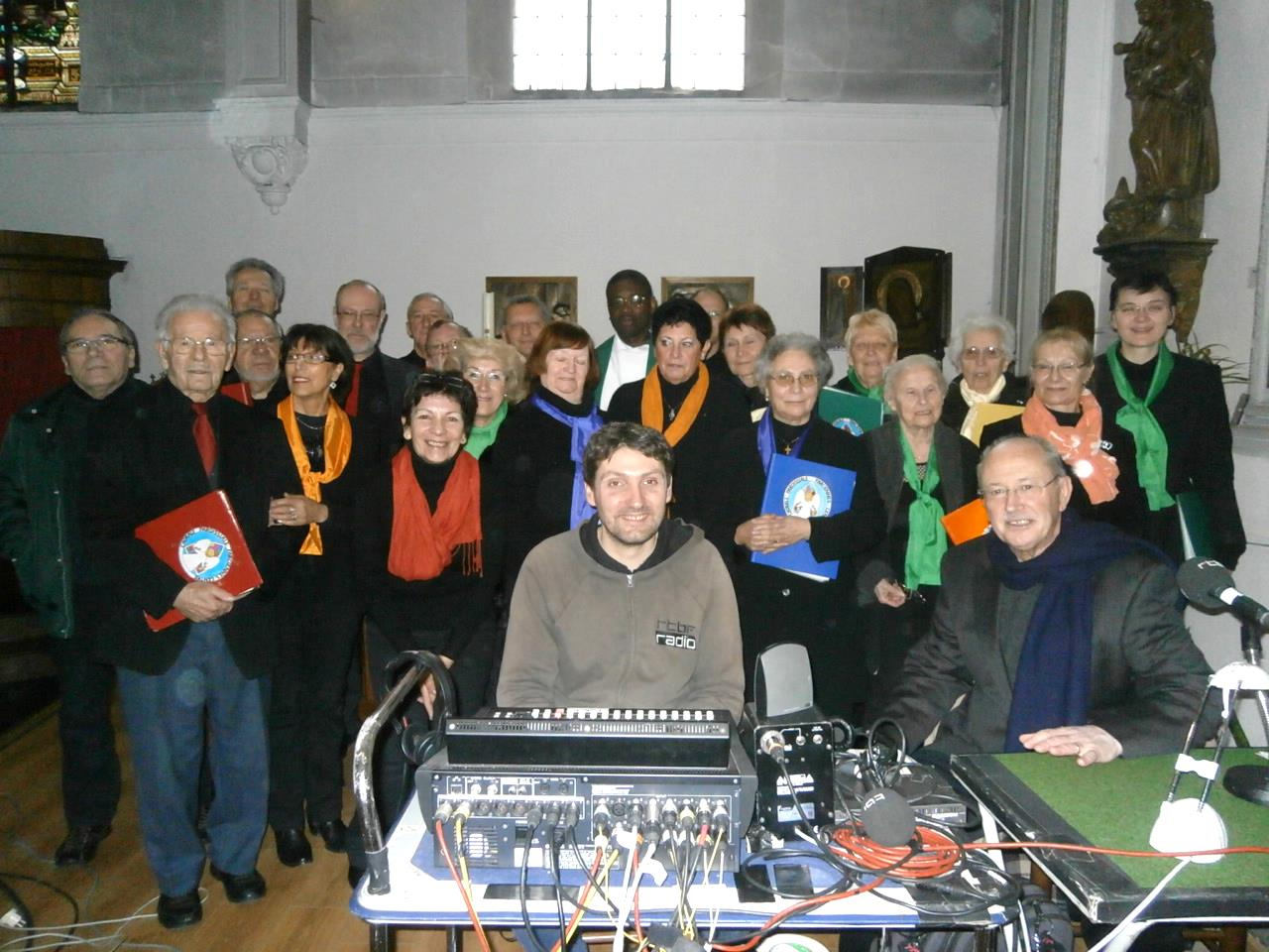 Chorale Farciennes 2015 Messes Radio