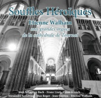 Un CD d'orgue enregistré à la cathédrale de Tournai