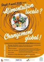 Mons : Alimentation locale? Changement global!