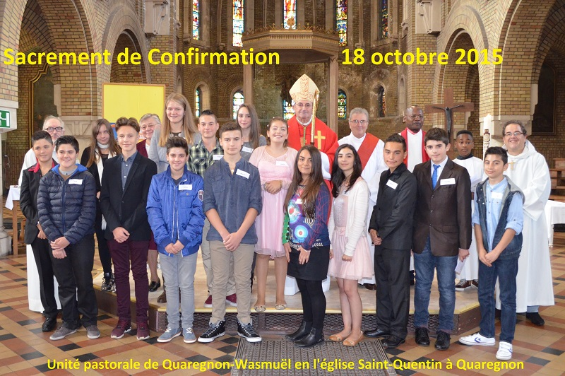 confirmation 2015  UP Q W 1
