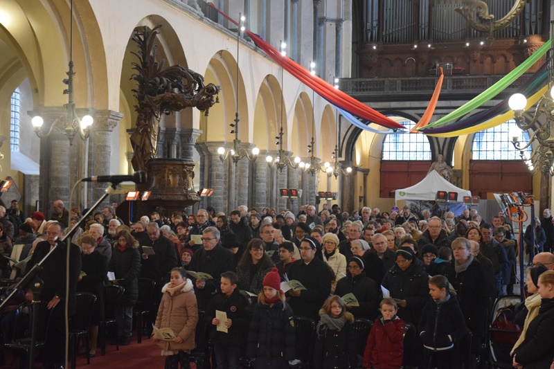 Journee du Migrant 2018 Cathedrale de Tournai3