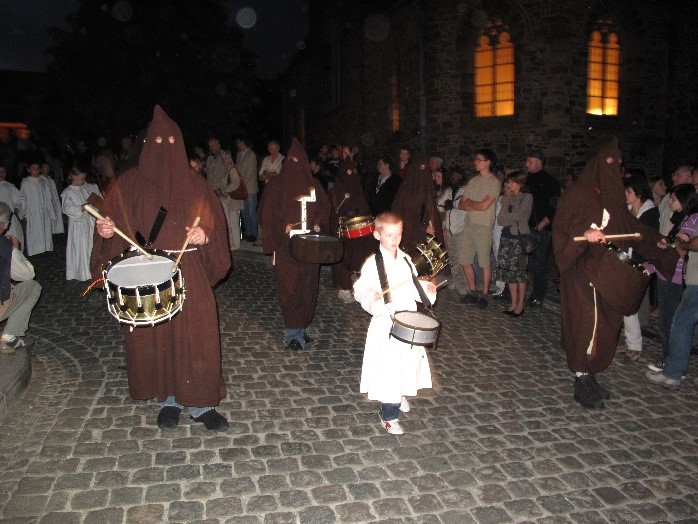 Lessines Vendredi Saint procession 1