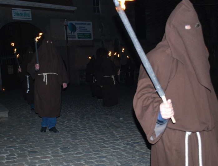 Lessines Vendredi Saint procession 3